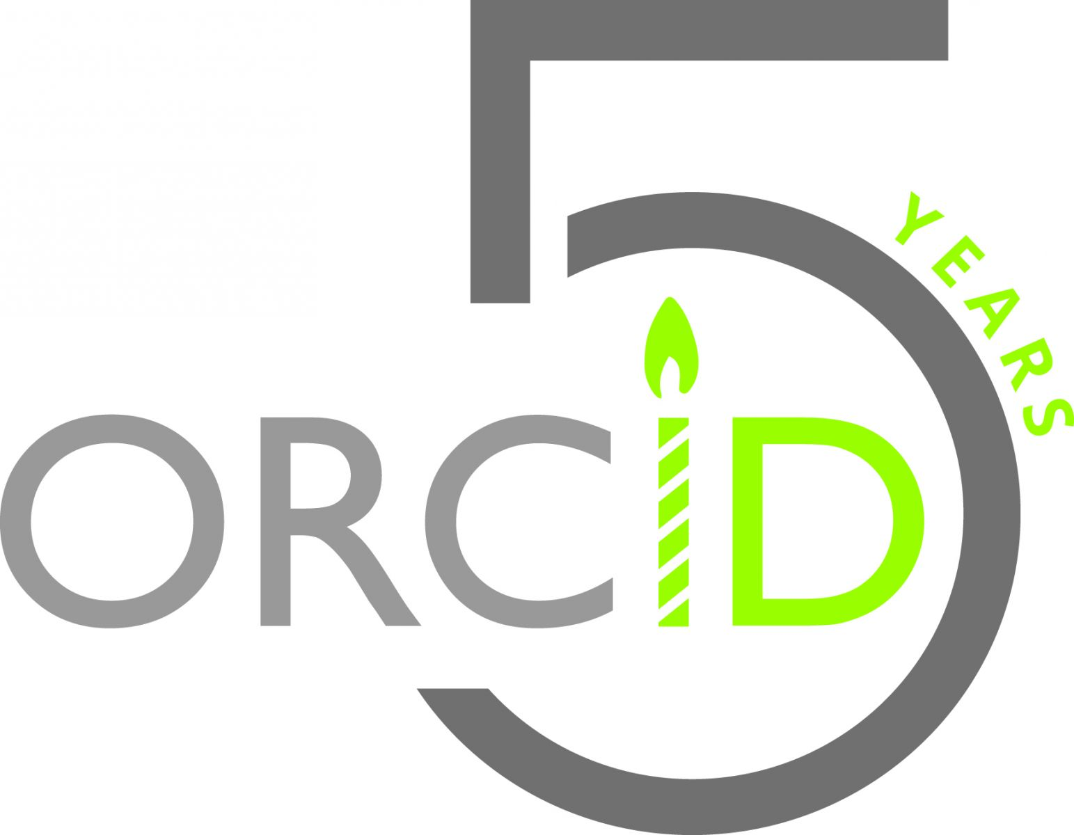 ORCID turns five